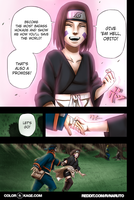 Naruto 653: The way she smiles by PurpleKakashi