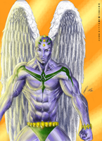 Archangel by RMacArt