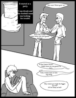 Page 2 --Destiel Comic-- by Falling-Skyward