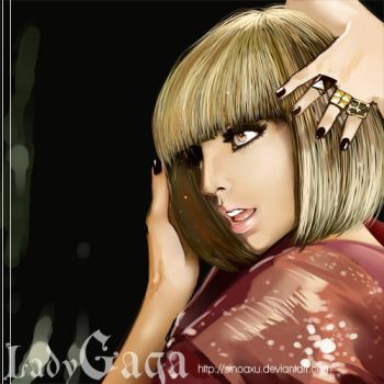 Gaga by sinoaXu