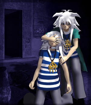 : MMD : taking over me by PuniPudding