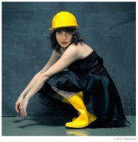 working girl by photopher