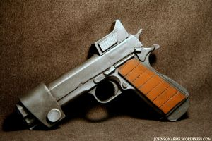 Jayne's Sidearm Resin Replica by JohnsonArms