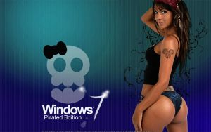 Win 7 Pirated Edition by mfayaz