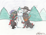 Is it too early for Yulemas? by Emmi-Kat