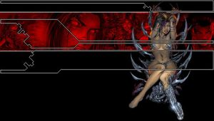 WitchBlade by DeadpoolDaPunk