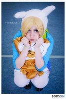 fionna cosplay by sanchanclau
