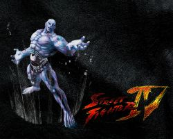 Street Fighter IV Seth by ManeFunction