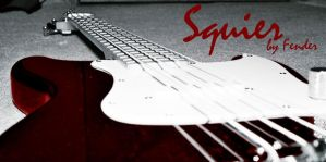 Squier by Fender by SmurfJ