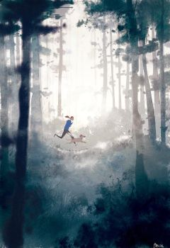 Sharp, clean thoughts. by PascalCampion