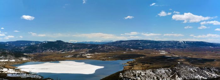 Steamboat Springs Panorama by gon4u