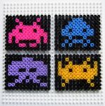 Space Invaders by beadbreath