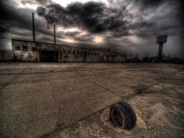 Abandoned II by kubica