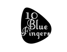 10 Blue Fingers by replayexe