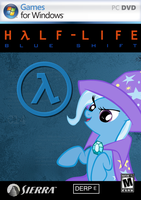 Half - Life : Blue Shift by thelilpallywhocould