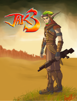 Jak 3 by Icelandic-catlover