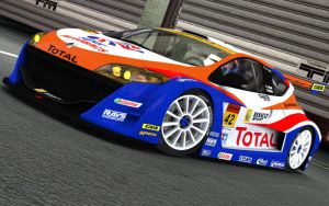 Total Autobacs Megane Trophy '12 by QtoR