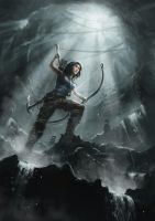 Toomb Raider Reborn Laura Croft by BobKehl