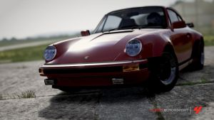 Forza 4 - Porsche 911 Turbo 3.3 by RyoFox630