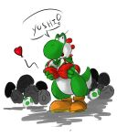 Yoshi And Its Eggs... by Wouhlven