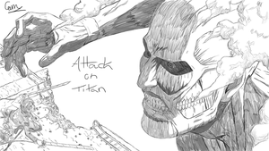 Attack on Titan by TruthUnarmed