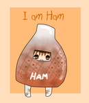 Scout's a Ham by haruka-wolf