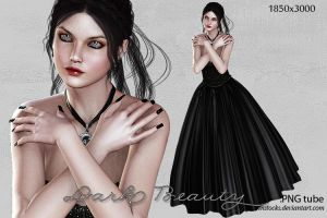 UNRESTRICTED - Dark Beauty by frozenstocks