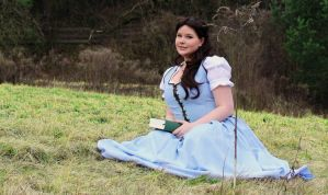 Once Upon a Time - Belle by BellaHime