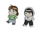 CHIBIS by SteamMouse