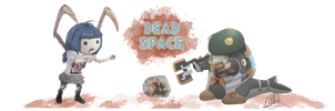 Dead Space ID by Maiden-In-Black