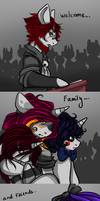 The funeral by HulaHoopLAL