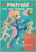 Samus fitness by omegalife
