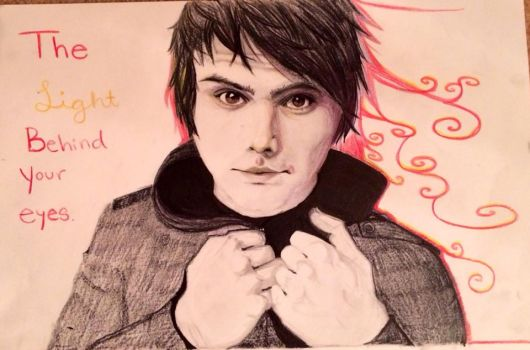 Gerard from MCR by SuperSpecialOzsome