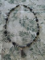 Black Wolf Spirit Totem Charm Necklace by DaybreaksDawn