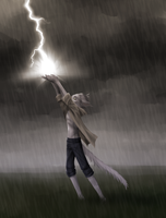 thunder-storm by Shiniwulf