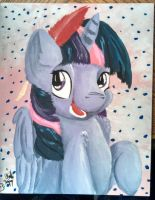 Twilight Painting by VictoryDanceOfficial