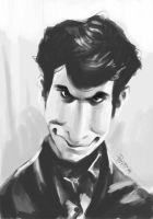 Norman Bates by Parpa