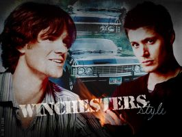 Winchesters style by DaaRia