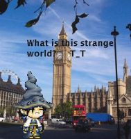 The Strange World - MapleStory by PencilPonce