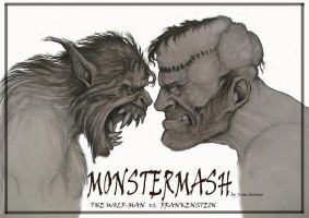 Monstermash Collection by Gadget-FX