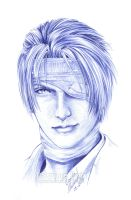 FF7 - RUFUS ShinRa - Pen by Washu-M