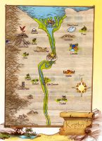 Map of Kephri by GreenSprite