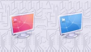 Monitor icons by upiir