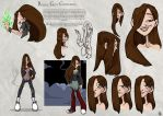 Regina Godfried Character Sheet by LiamDaydreamer88