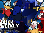Duck Weekly #007- A Tight Jar Preview by Goku-san