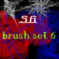 Sg brush set 6 by Stormguard