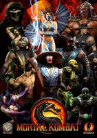 Mortal Kombat Returns by LancerX27