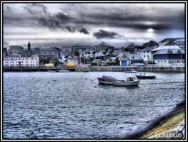 Penzance Harbour by mjharps