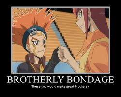 Brotherly Bondage Poster 13 by 3m0k1tty