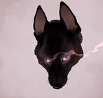 black shuck by wiccimm